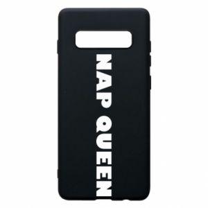 Etui na Samsung S10+ Nap queen