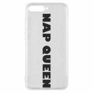 Etui na Huawei Y6 2018 Nap queen