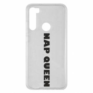 Etui na Xiaomi Redmi Note 8 Nap queen