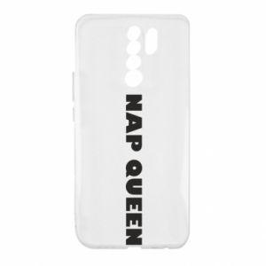 Etui na Xiaomi Redmi 9 Nap queen