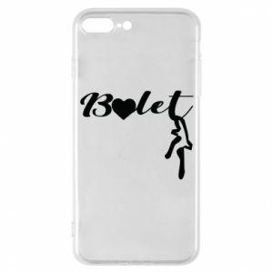 Etui do iPhone 7 Plus Napis: Balet