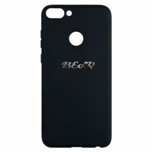 "Etui na Huawei P Smart Napis ""Bear"" - PrintSalon"