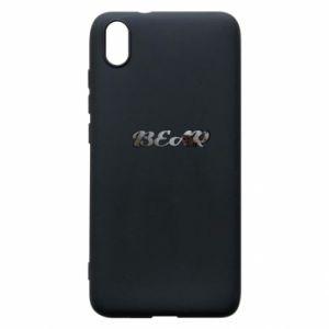 "Phone case for Xiaomi Redmi 7A Inscription ""Bear"""