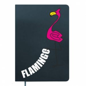 Notes Napis: Flamingo