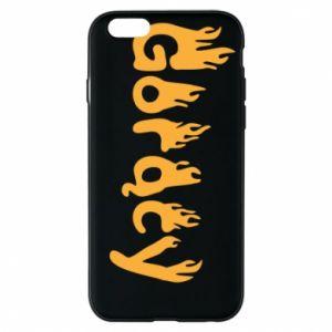 Etui na iPhone 6/6S Napis - Gorący
