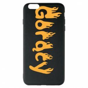 Etui na iPhone 6 Plus/6S Plus Napis - Gorący
