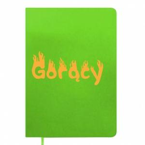 Notepad Inscription - Hot