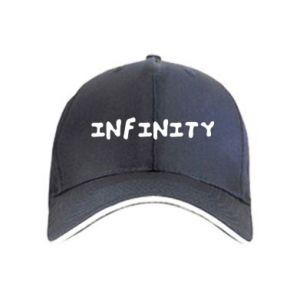 Czapka Napis: Infinity