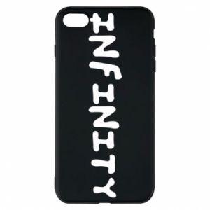Etui do iPhone 7 Plus Napis: Infinity