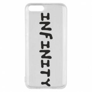 Etui na Xiaomi Mi6 Napis: Infinity