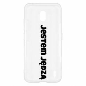 Etui na Nokia 2.2 Napis - Jestem jędzą
