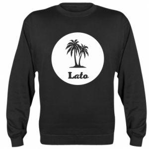 Bluza (raglan) Napis - Lato