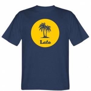 Koszulka Napis - Lato