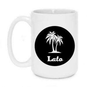 Kubek 450ml Napis - Lato