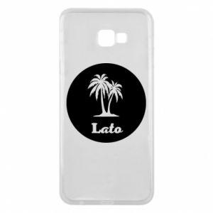 Etui na Samsung J4 Plus 2018 Napis - Lato