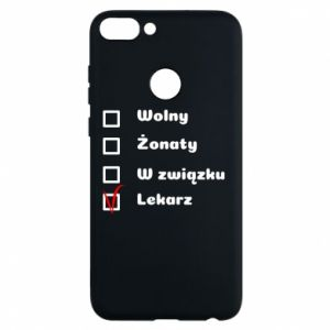 Phone case for Huawei P Smart Inscription - Doctor