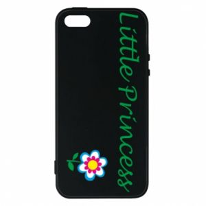 Etui na iPhone 5/5S/SE Napis: Little Princess