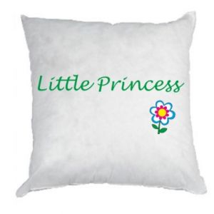 Poduszka Napis: Little Princess