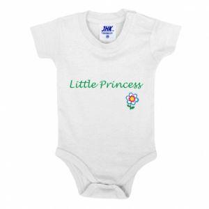 Body dziecięce Napis: Little Princess