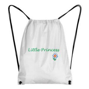 Backpack-bag Inscription: Little Princess