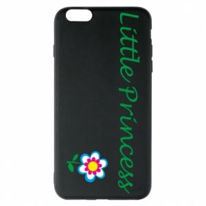 Etui na iPhone 6 Plus/6S Plus Napis: Little Princess