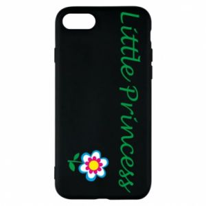 Etui na iPhone 7 Napis: Little Princess