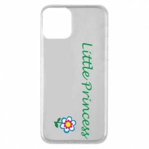 Etui na iPhone 11 Napis: Little Princess