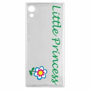 Etui na Sony Xperia XA1 Napis: Little Princess