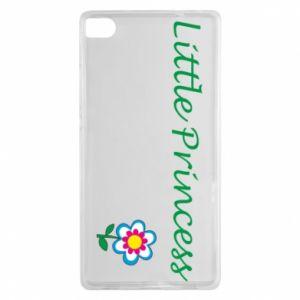Etui na Huawei P8 Napis: Little Princess