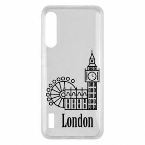 Xiaomi Mi A3 Case Inscription: London