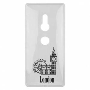 Sony Xperia XZ2 Case Inscription: London