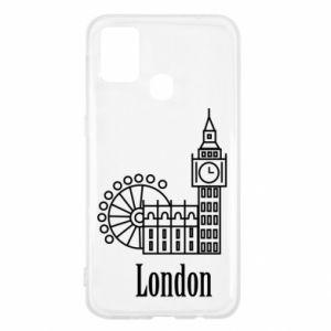 Samsung M31 Case Inscription: London