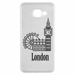Samsung A3 2016 Case Inscription: London