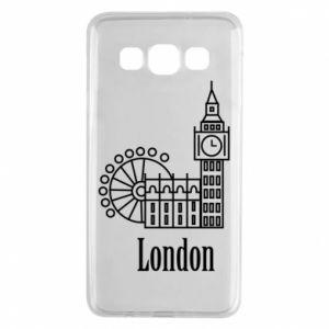 Samsung A3 2015 Case Inscription: London
