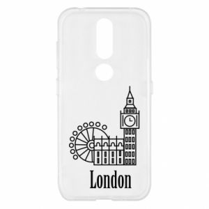 Nokia 4.2 Case Inscription: London