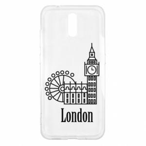 Nokia 2.3 Case Inscription: London