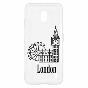 Nokia 2.2 Case Inscription: London