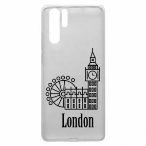 Huawei P30 Pro Case Inscription: London