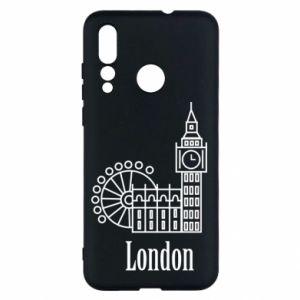 Huawei Nova 4 Case Inscription: London