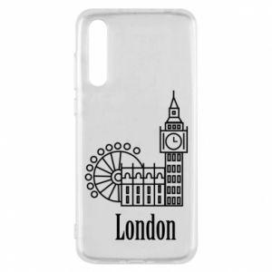 Huawei P20 Pro Case Inscription: London