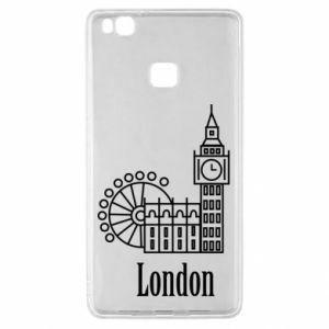 Huawei P9 Lite Case Inscription: London