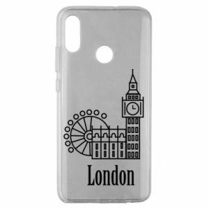 Huawei Honor 10 Lite Case Inscription: London