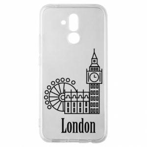 Huawei Mate 20Lite Case Inscription: London