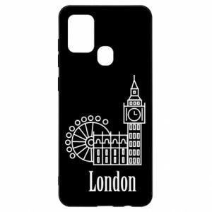 Samsung A21s Case Inscription: London