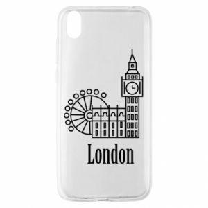 Huawei Y5 2019 Case Inscription: London