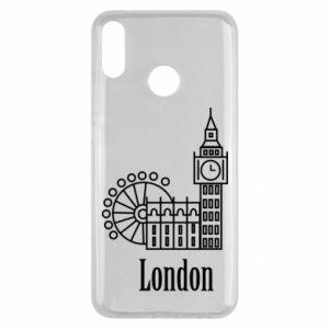 Huawei Y9 2019 Case Inscription: London