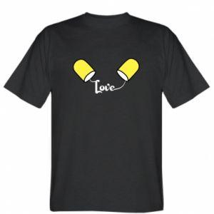Koszulka męska Napis - Love