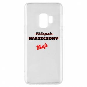 Etui na Samsung S9 Napis: Maż