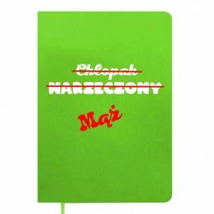 Notes Napis: Maż