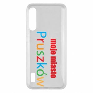 Xiaomi Mi A3 Case Inscription: My city Pruszkow